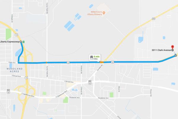 Albany-Clark-Avenue